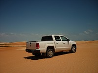 4x4 Off Road, circuit aventure sur la plage, Bresil Rio Grande do Norte