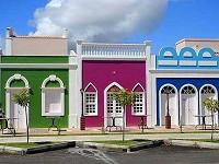 Maisons dans le centre de Mossoro, Bresil RN