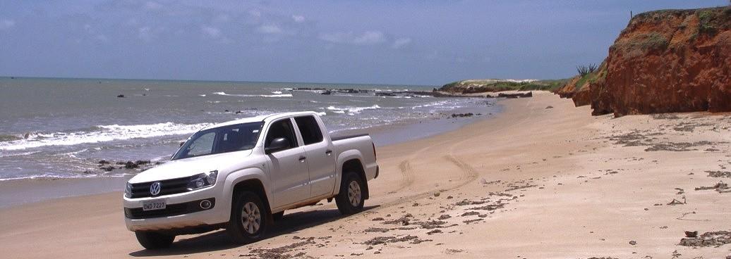 Circuit Off Road en 4x4 entre Natal et Fortaleza