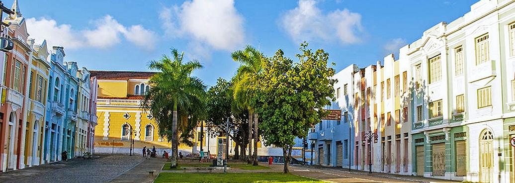 Centre Historique de João Pessoa