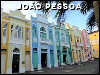 Historic center of João Pessoa