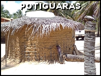 Indian Potiguaras village