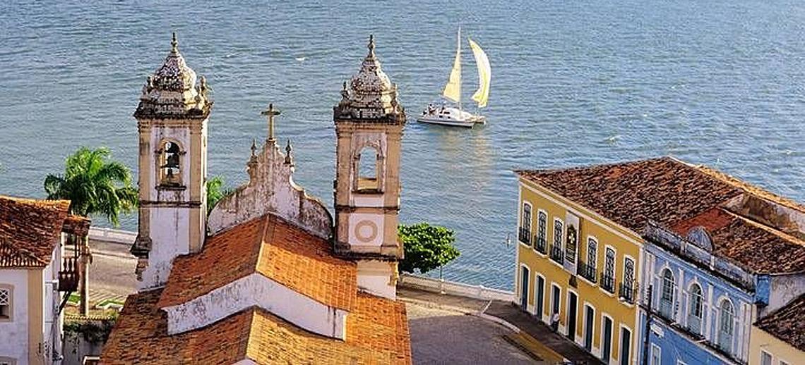 Penedo ville coloniale